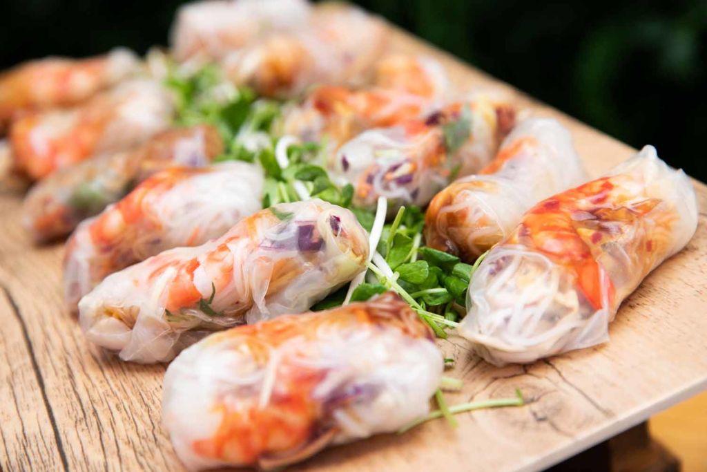 Wedding Central Coast - food